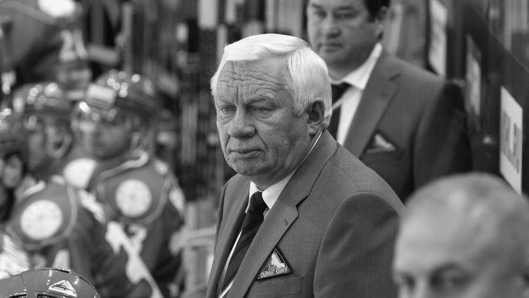 Сергей МИХАЛЕВ. Фото photo.khl.ru