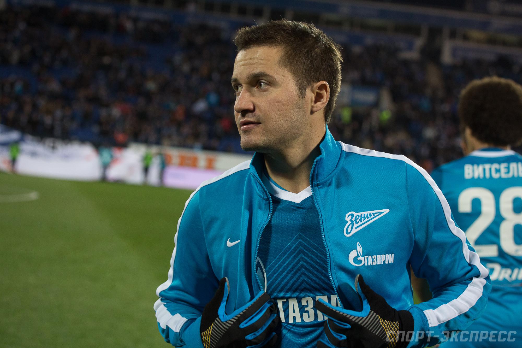 Федорчук продолжает восстанавливаться от травмы