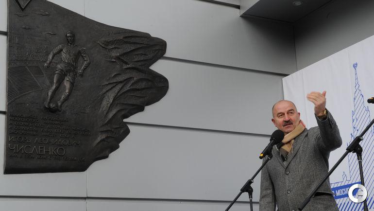 Станислав ЧЕРЧЕСОВ.