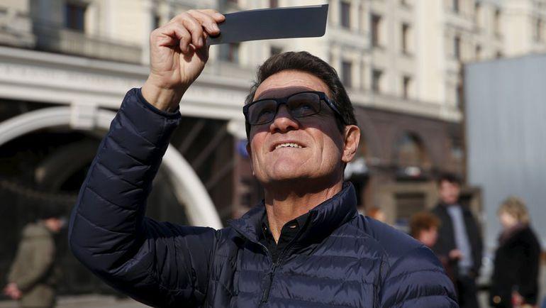 Пункты контракта Фабио КАПЕЛЛО с РФС для многих стали, словно недавние солнечное затмение. Фото Reuters