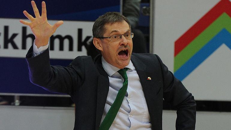 Сергей БАЗАРЕВИЧ. Фото Виталий ТИМКИВ