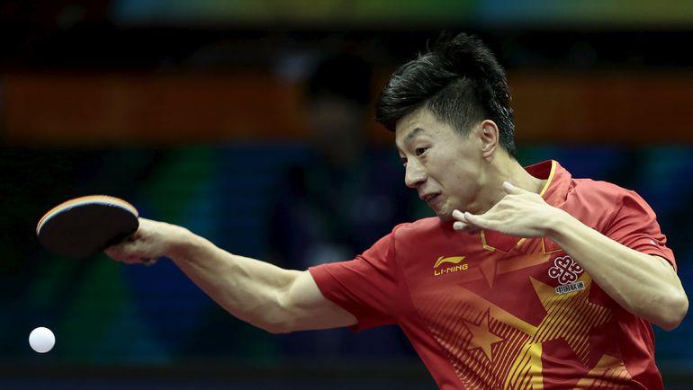 Чемпион мира-2015 МА ЛУН. Фото Reuters