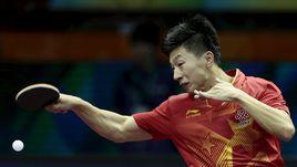 Ма Лун стал чемпионом мира в мужском одиночном разряде