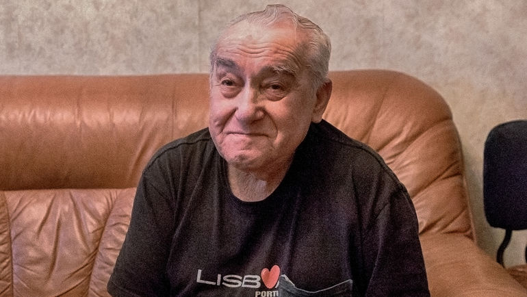 "Владимир ГАНСОН. Фото Юрий ГОЛЫШАК, ""СЭ"""