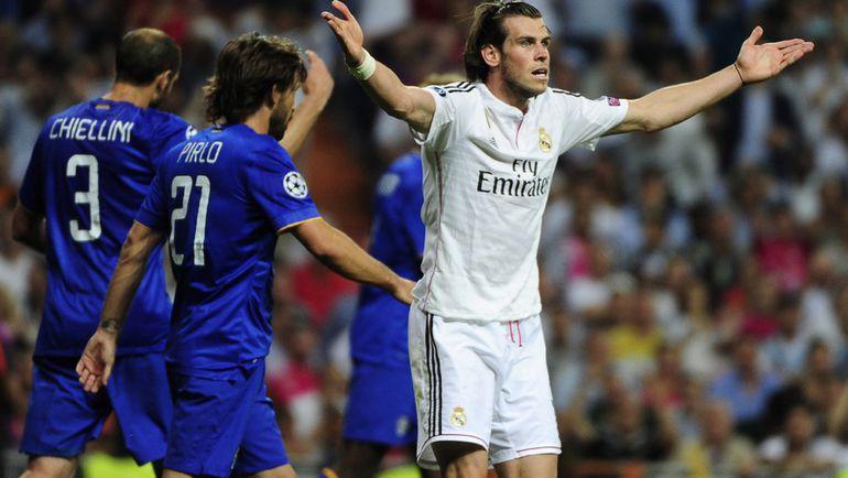 """Среда. Мадрид. """"Реал"""" - """"Ювентус"""" - 1:1. Гарет БЭЙЛ, пожалуй, главный неудачник матча в Мадриде. Фото REUTERS"""