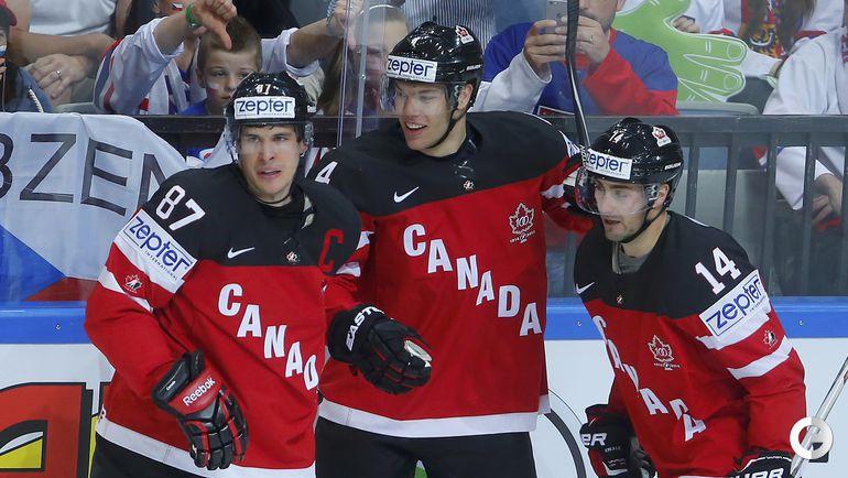 Сборная Канады - в финале чемпионата мира
