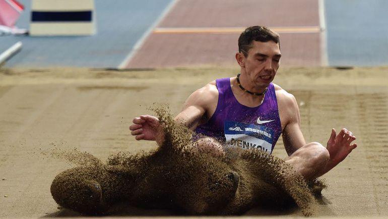 Воскресенье. Шанхай. Александр МЕНЬКОВ. Фото AFP