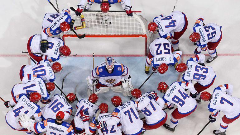 Увы, но поддержать сборную России после возвращения домой болельщики и журналисты не смогли. Фото REUTERS