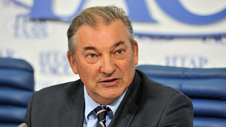 Президент ФХР Владислав ТРЕТЬЯК. Фото Алексей ИВАНОВ, «СЭ»