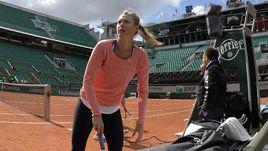Шарапова, Федерер, Маррэй и Джокович готовятся к Roland Garros