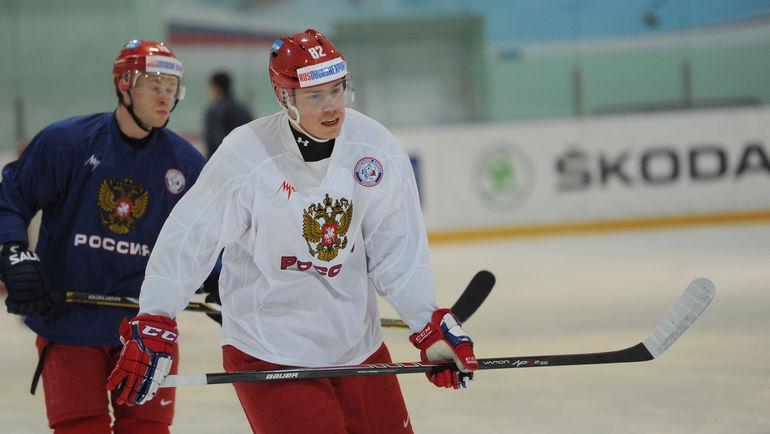 Евгений МЕДВЕДЕВ. Фото Федор УСПЕНСКИЙ, «СЭ»