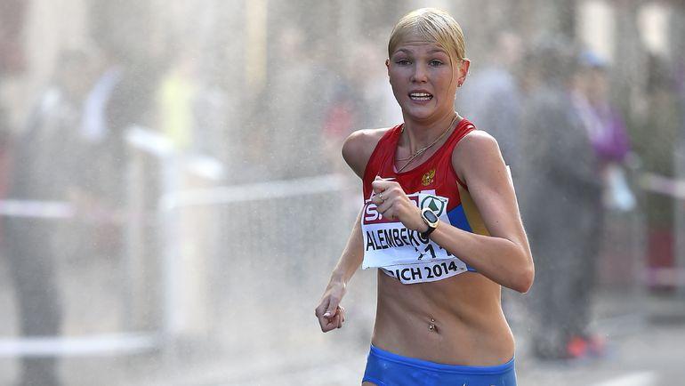 Эльмира АЛЕМБЕКОВА. Фото AFP