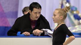 Инна ГОНЧАРЕНКО и ее ученица Елена РАДИОНОВА.