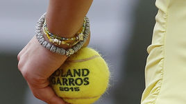 Roland Garros-2015: лучшие кадры вторника