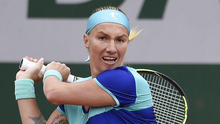 Вторник. Париж. Светлана КУЗНЕЦОВА в 12-й раз подряд выходит во второй круг Roland Garros. Фото REUTERS
