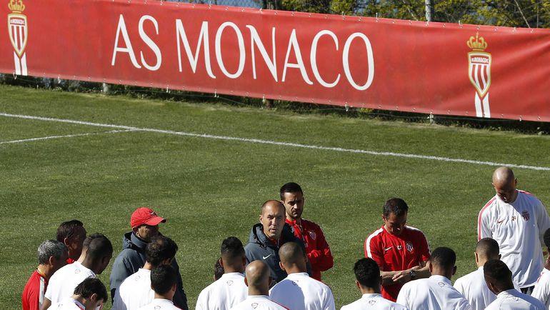 """В """"Монако"""" главного тренера Леонарду ЖАРДИМА пока нет россиян. Но они могут появиться. Фото AFP"""