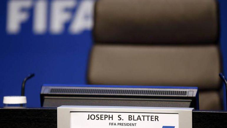 Финансовый резерв ФИФА составляет 1,5 миллиарда долларов Фото AFP