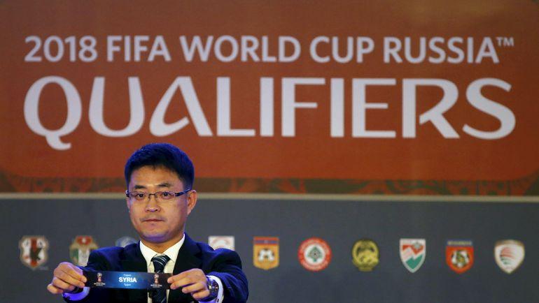 ФИФА инвестирует в ЧМ-2018 185 миллионов долларов Фото AFP