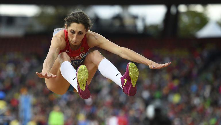Екатерина КОНЕВА. Фото AFP