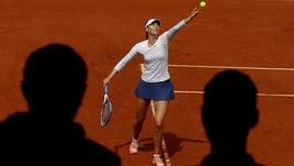 Roland Garros-2015: лучшие кадры понедельника