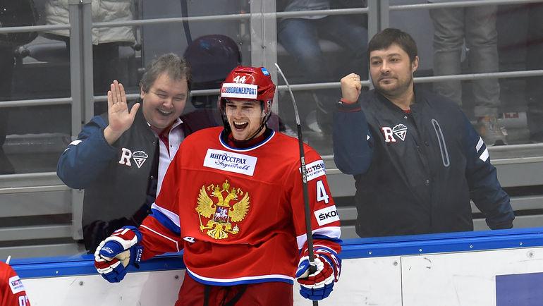 Егор ЯКОВЛЕВ. Фото photo.khl.ru