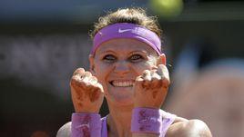 Шафаржова обыграла Иванович в полуфинале Roland Garros