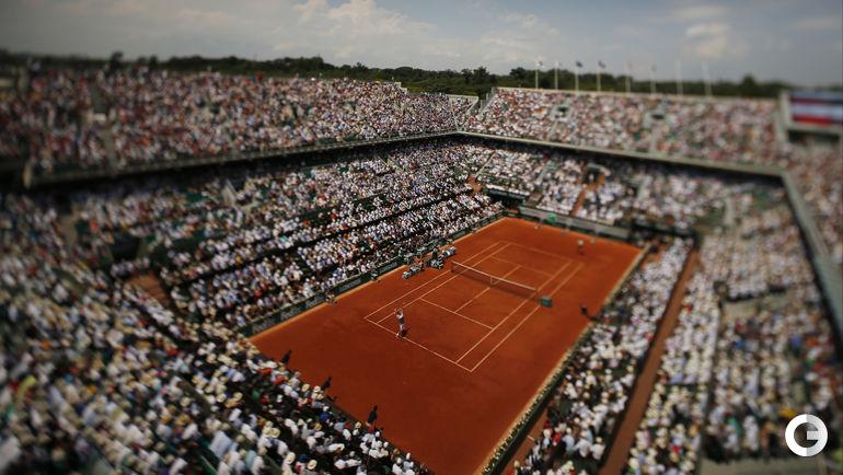 Roland Garros - 2015: лучшие кадры пятницы.