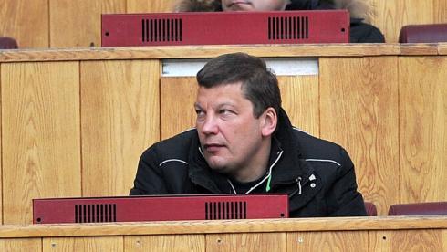 Сергей Панов: