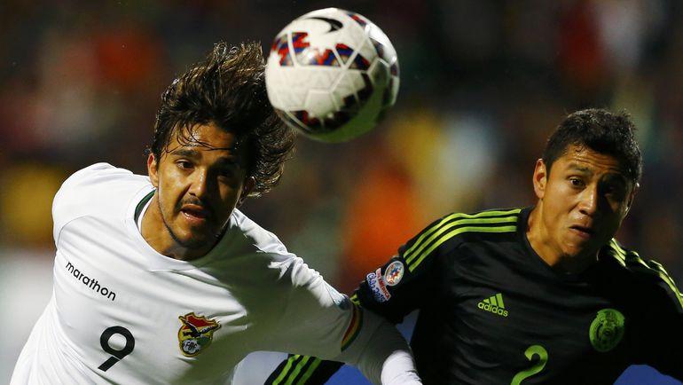 Мексика и Боливия обошлись без голов