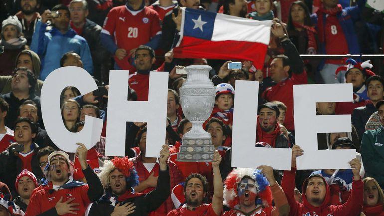 В четверг в Чили стартовал Кубок Америки-2015. Фото REUTERS