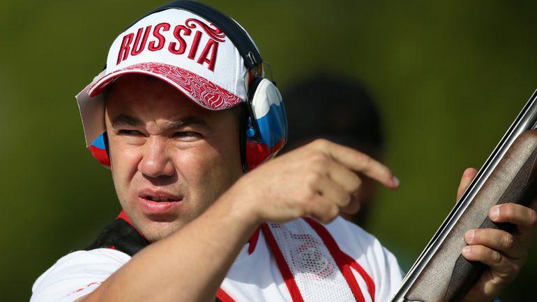 Алексей АЛИПОВ. Фото AFP