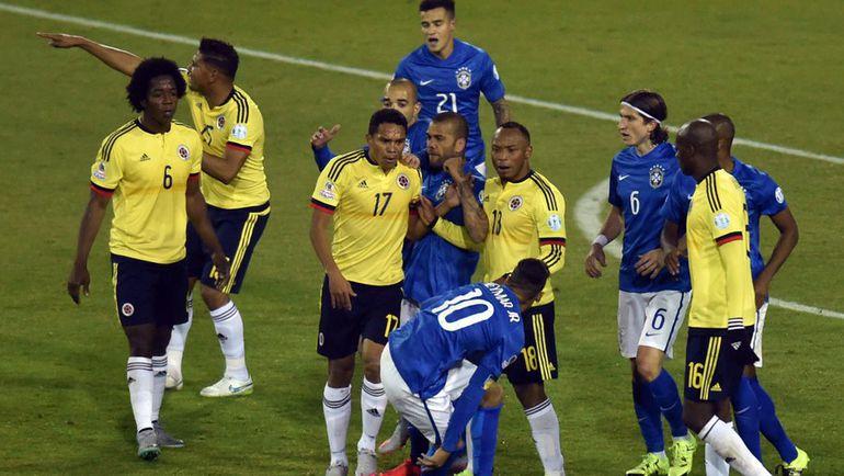 Удаление неймара с колумбией