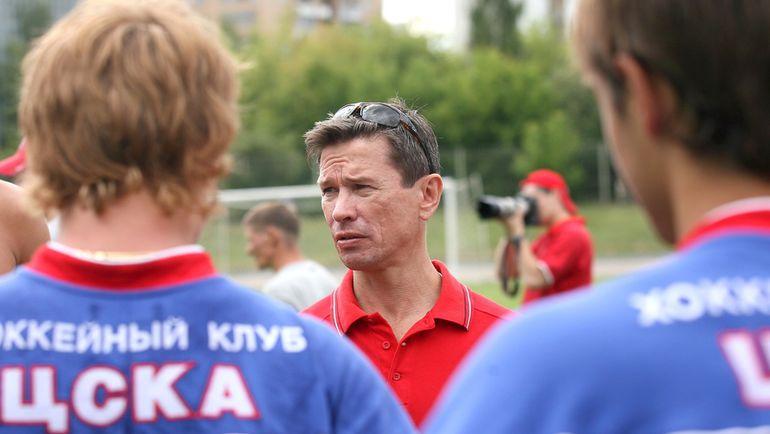 Вячеслав БЫКОВ. Фото Татьяна ДОРОГУТИНА, «СЭ»