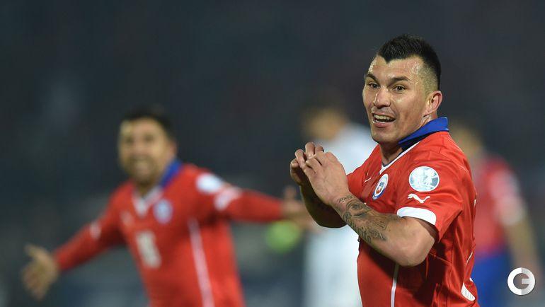 Сборная Чили забила пять голов Боливии