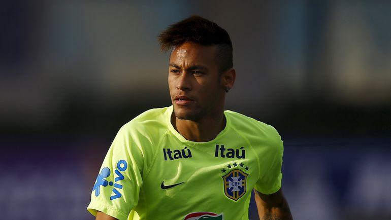 НЕЙМАР подвел свою сборную и всю Бразилию. Фото REUTERS