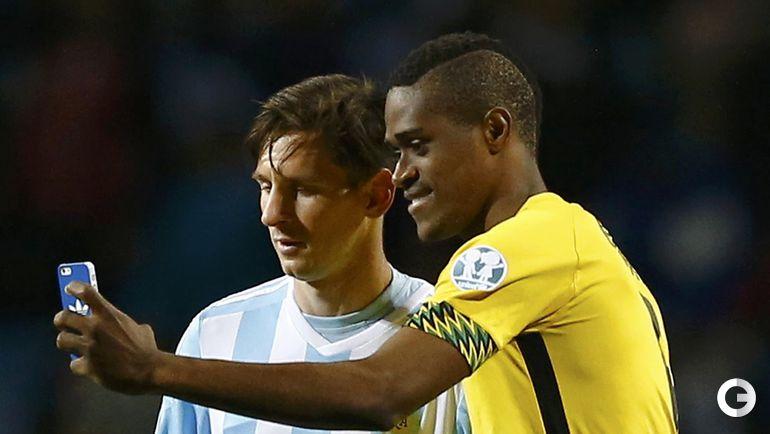 Аргентина - Ямайка: теперь не 5:0