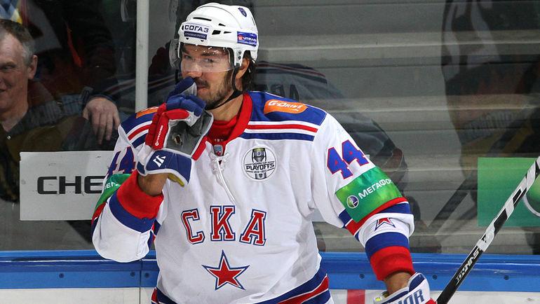 Евгений АРТЮХИН. Фото photo.khl.ru