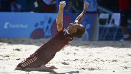 Пляжники выиграли последнее золото Евроигр