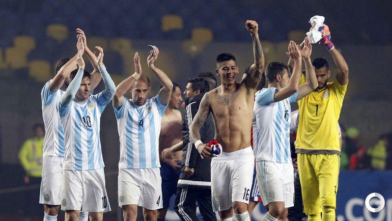 Аргентина - в финале Кубка Америки