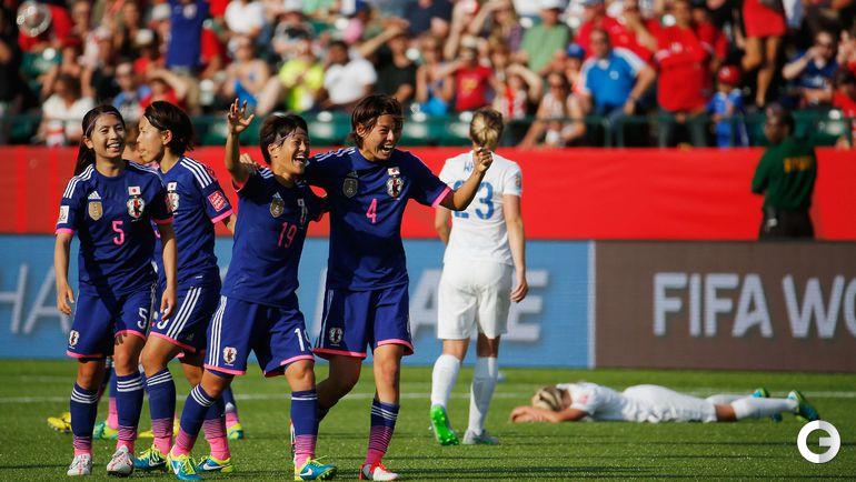 Япония – в финале женского ЧМ.