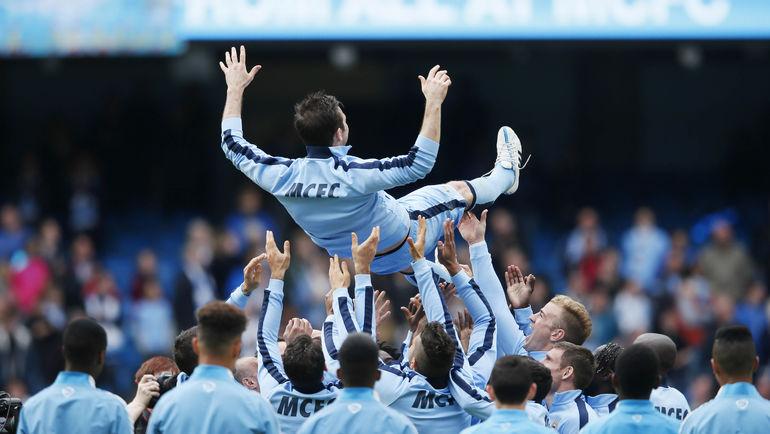 """Не исключено, """"Манчестер Сити"""" еще раз выкинет """"финт Лэмпарда"""". Фото AFP"""