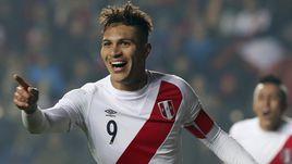 Перуанцы вновь третьи,  Герреро вновь точен