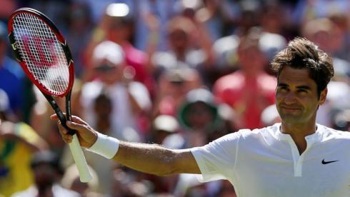 Федерер - одна четвертая Швейцарии