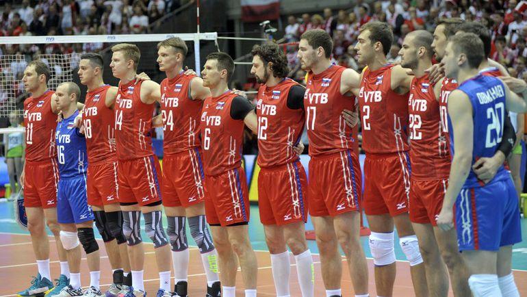 ФИВБ может спасти сборную России. Фото FIVB