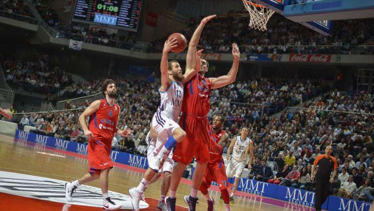 БАСКЕТБОЛ В ближайшее время баскетбол в Европе может претерпеть серьезные изменения. Фото REUTERS