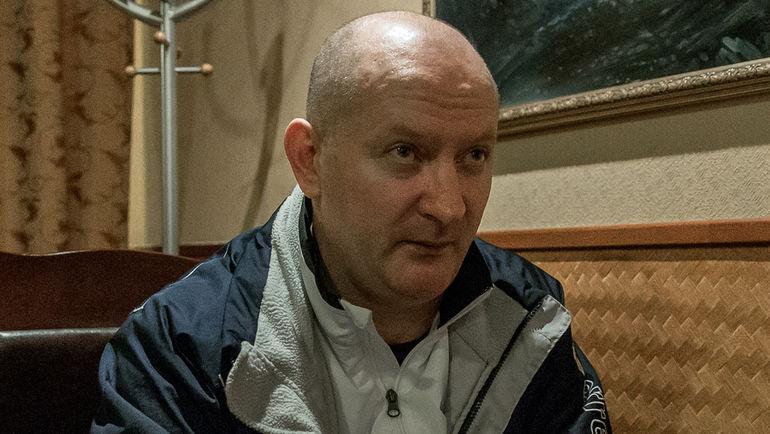 """Андрей  МАНАННИКОВ. Фото Юрий ГОЛЫШАК, """"СЭ"""""""