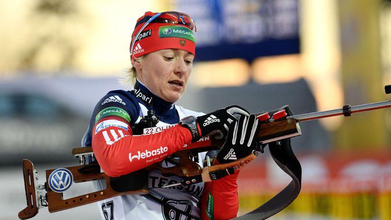 Екатерина ЮРЬЕВА. Фото AFP
