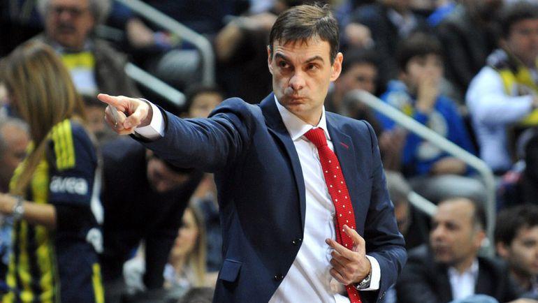 Георгиос БАРДЗОКАС. Фото AFP