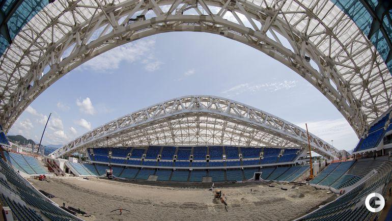 Сочи - город чемпионата мира 2018