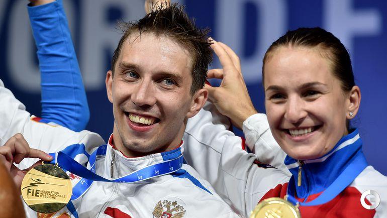 Алексей Якименко и Софья Великая.